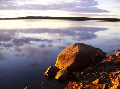 Lapland during summer
