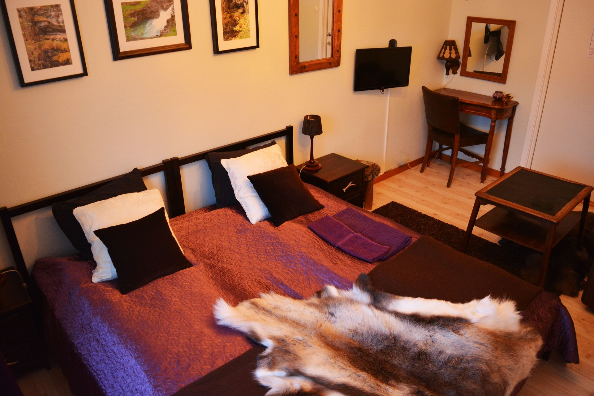 Accommodation in Lapland, Arvidsjaur
